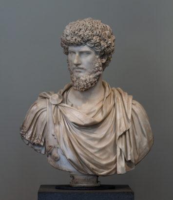 Portrait de Lucius Verus - Imperator Caesar Lucius Aurelius Verus Augustus