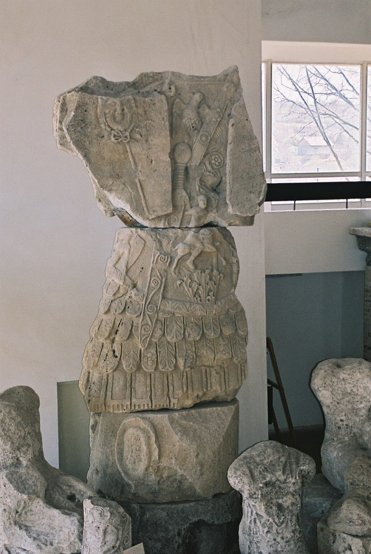 Le musée d'Adamclisi