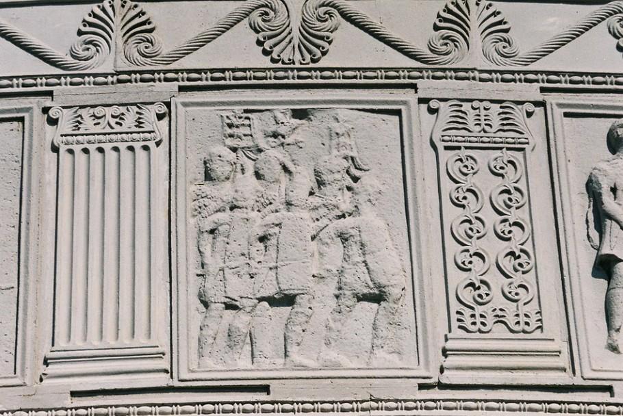 Adamclisi, métope