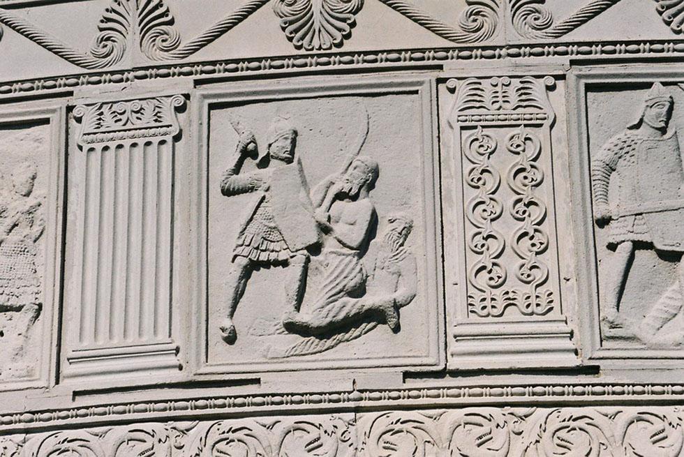 La colonne d'Adamclisi