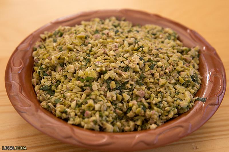Epityrum legion viii augusta - La cuisine de la rome antique ...