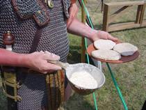 le pain des légionnaires