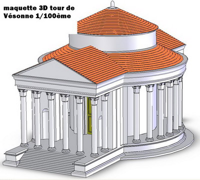 Temple de Vésone