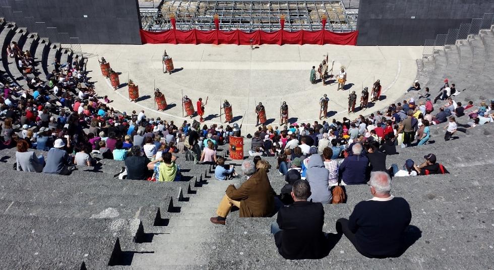 Théâtre de Vaison-la-Romaine