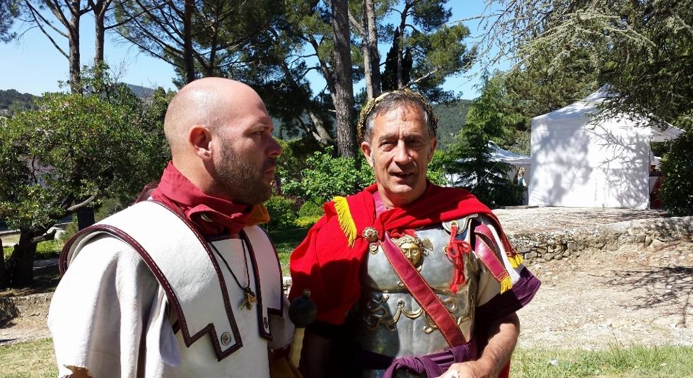 Etat-major romain
