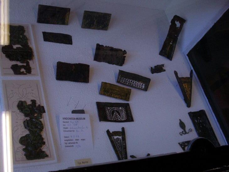 Fourreaux de glaives