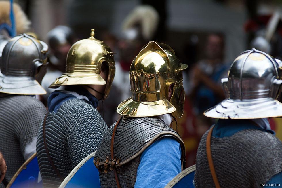 Auxiliaires de l'armée romaine