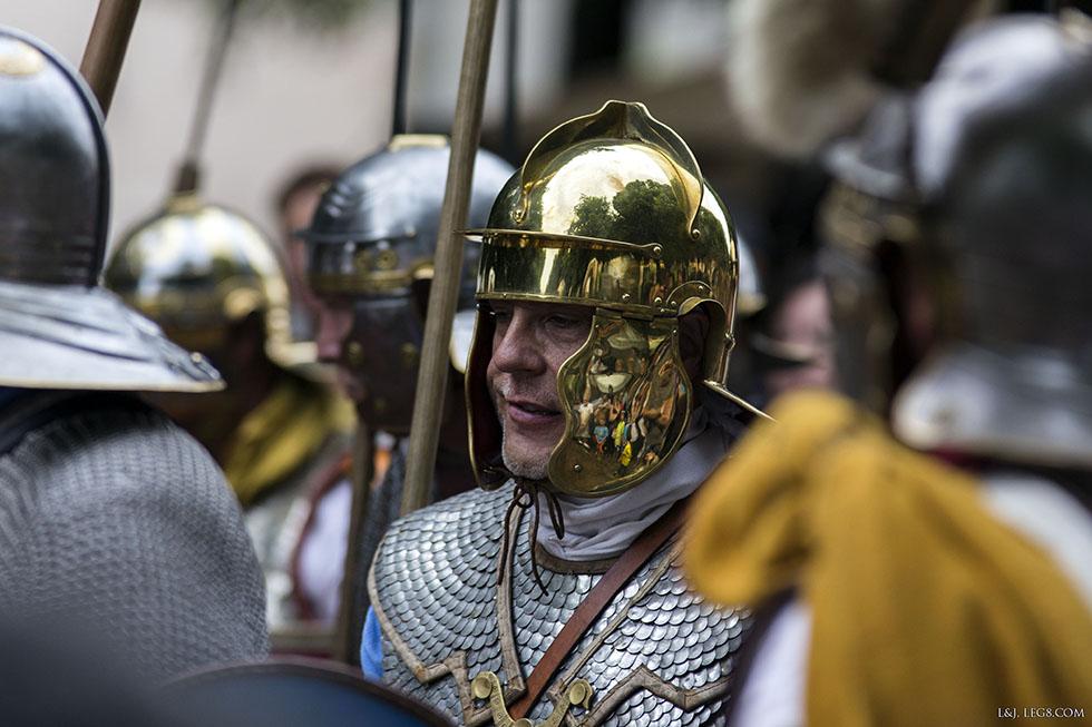 Un casque du IIème siècle