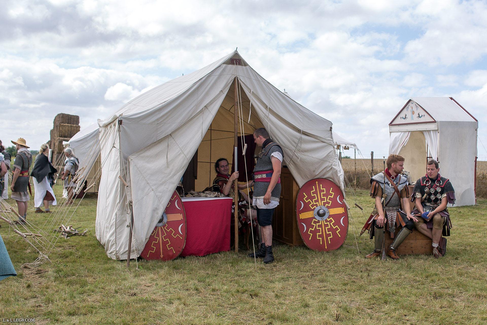 Tente du centurion