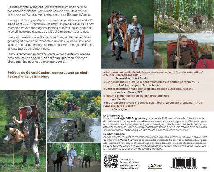 4ème de couverture du livre de la marche expérimentale