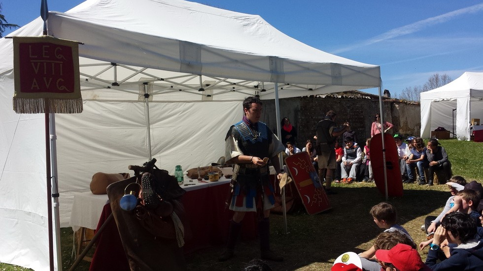 le legionnaire romain