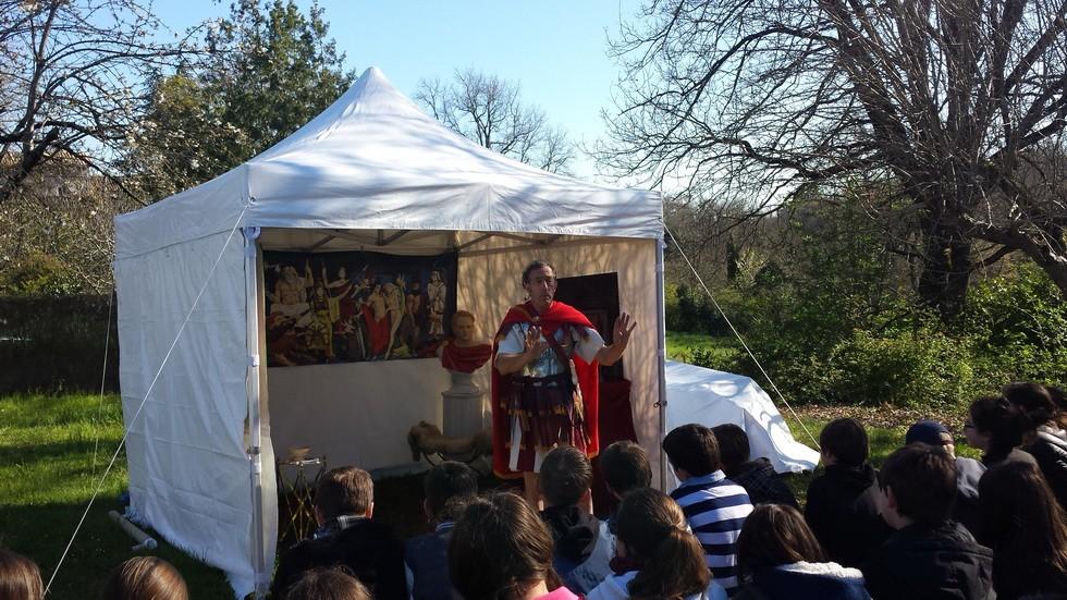 mythologie romaine