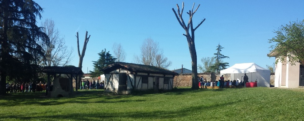 semaine pedagogique archeosite de montans (81)