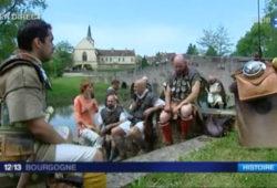 Reportages TV : Marche Historique 2015