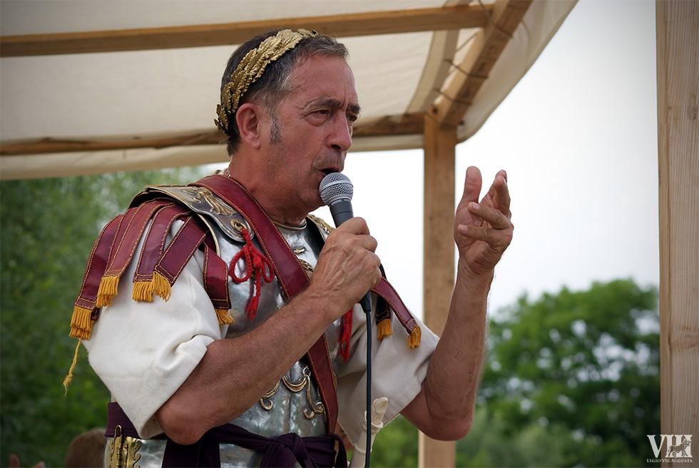 Legatus Marcus Iulius Gallus