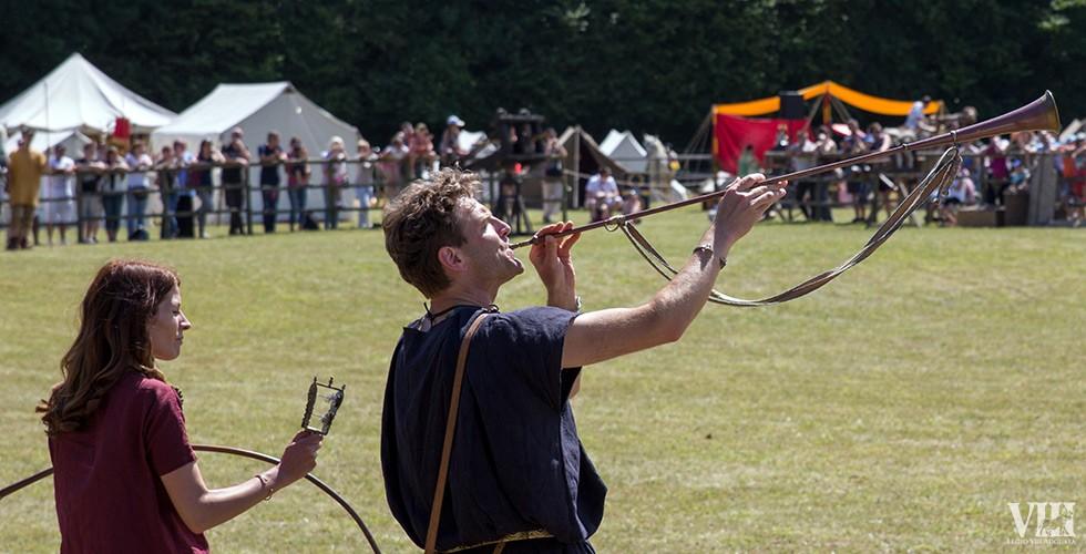 La musique antique était omniprésente à Marle.