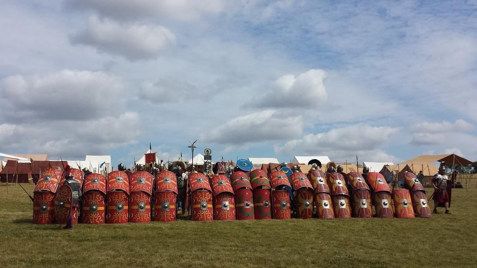 manœuvre contre cavalerie