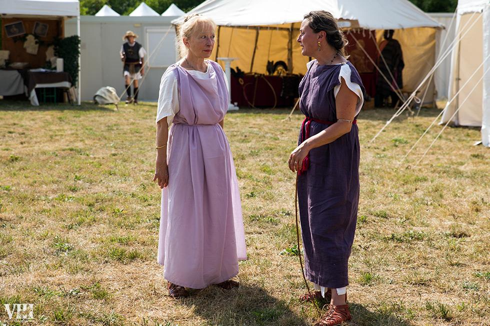 Deux romaines.