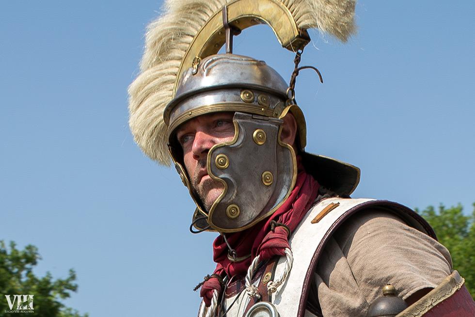 Centurion et sa crête transversale.