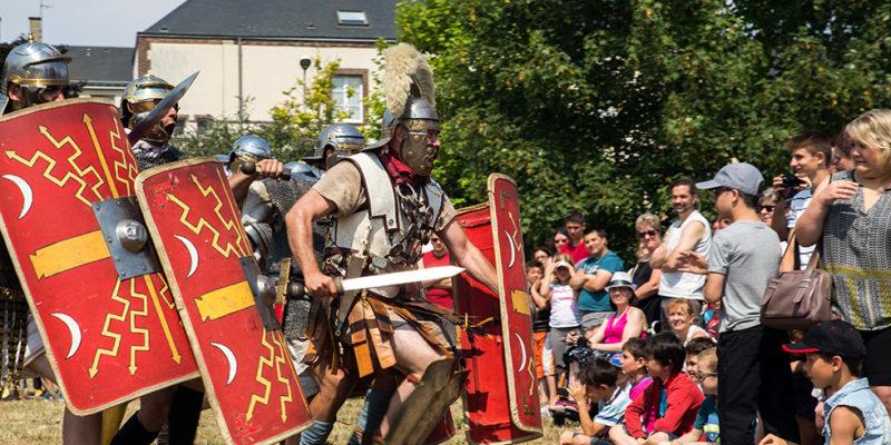 Chartres 2015, fête gallo-romaine