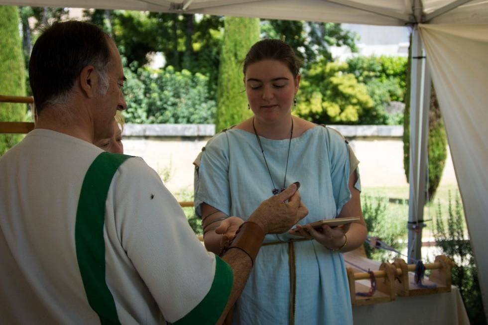 fete gallo romaine de Perigueux
