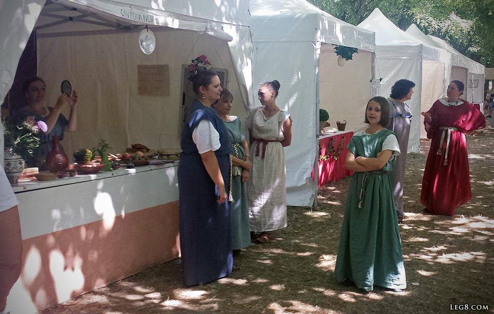 Les femmes romaines