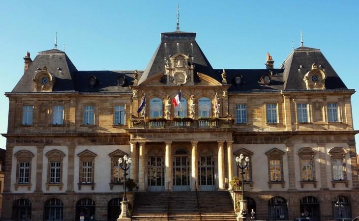 Mairie de d'Autun