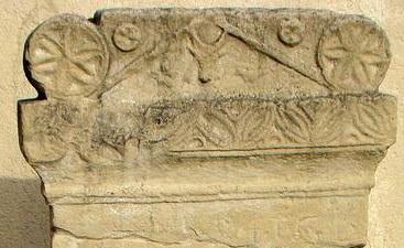 Autel votif de Lucius Pompeius Gratinus,