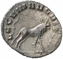 Monnaie de Gallien