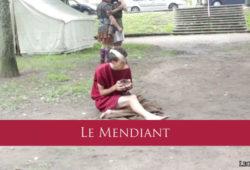 Mendiant romain