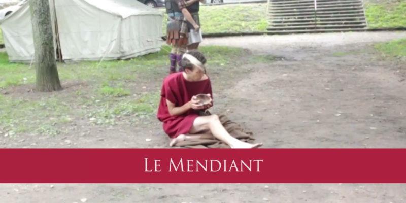 Le mendiant romain