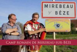 Camp romain de Mirebeau-sur-Bèze