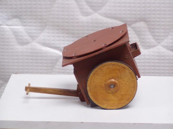 maquette d'un Odomètre