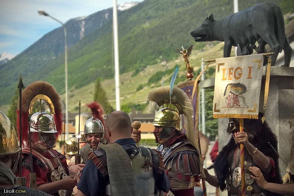 Toujours sous le regard de Rome, les républicains d'AERA.