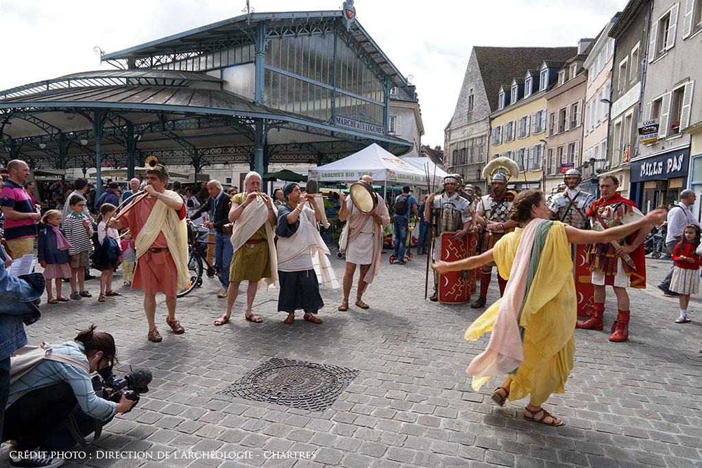 Danses romaines