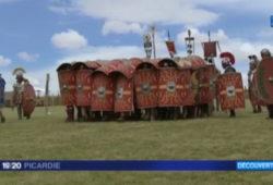 Splendeurs de Rome, Samara : Reportage France 3