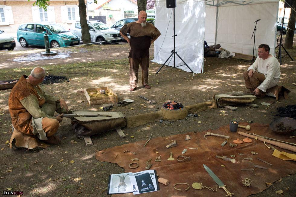 Les artisans de Samara