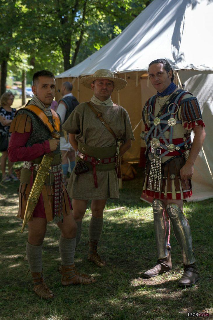Légionnaires italiens
