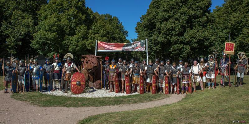 Photos : Journées Romaines d'Autun 2016