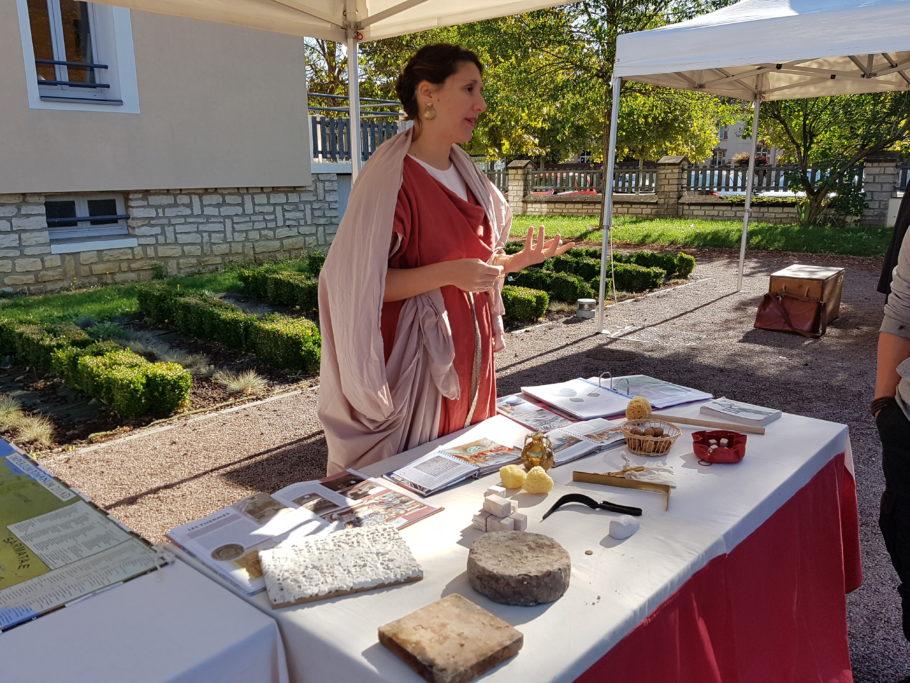 Rencontre romaine